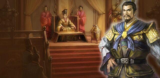 File:Cao Cao and Emperor Xian (cutscene) - RTKXI.jpg