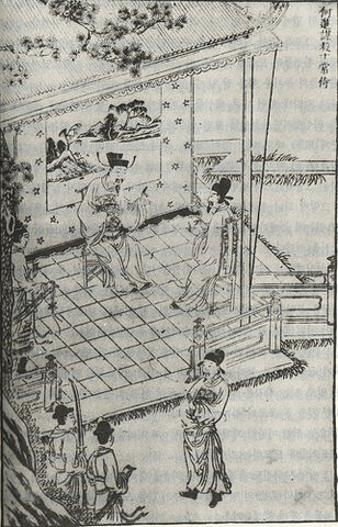 File:He Jin plots to kill the eunuchs.jpg