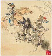 Guan Yu vs Hua Xiong