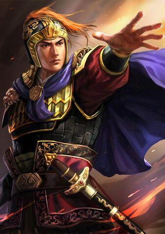 File:Lu Xun (battle high rank young) - RTKXIII.jpg