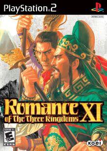 Romance of the Three Kingdoms XI (PS2)