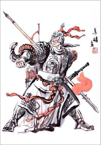 File:Sun Ce - Ye Xiong Art.jpg