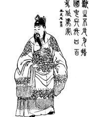 Emperor Xian - Qing ZQ-SGYY