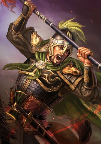 File:Wen Chou (battle high rank old) - RTKXIII.jpg