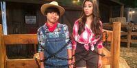 Phoebe and Gideon