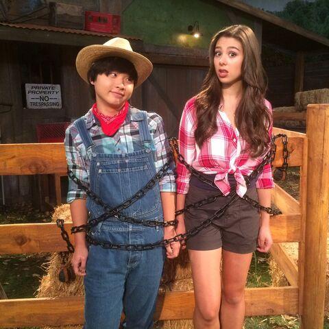 Phoebe & Gideon