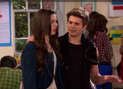 Phoebe Teamed up With Max