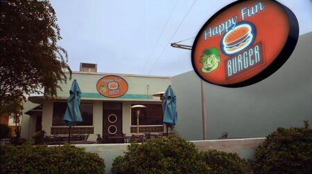 Happy Fun Burger
