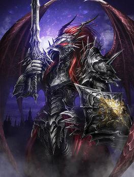 Black Dragoon