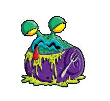 Snot Snail Official Artwork