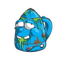 Kacky Kettle Artwork