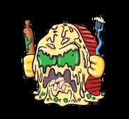 Gooberry Pie FoodFightTrash