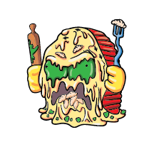 File:Gooberry Pie FoodFightTrash.png