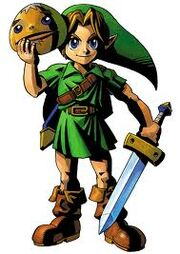 A young link