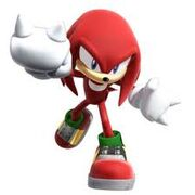 A knuckles