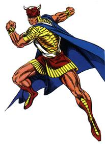 Gilgamesh (Earth-616)