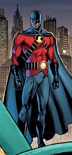 Red Robin (Jason Todd) by Phil Jimenez