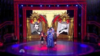 Prince Poppycock Complete All 7 Performances America's Got Talent HD