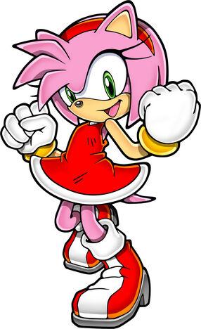 Amy the Hedgehog
