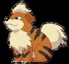Growlithe (Sora's)