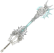 Young Xehanort's Keyblade (Art) KH3D