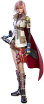 FFXIII-Lightning OR Claire