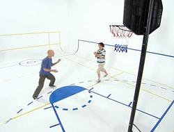 Basketball Room