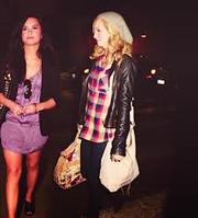Caroline and Ana