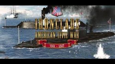 Ironclads American Civil War Gameplay (PC HD)