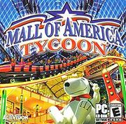 Mall of America Tycoon Box