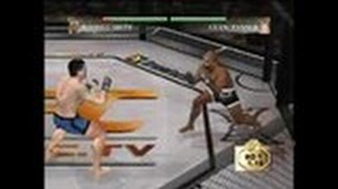 UFC Tapout Xbox Gameplay 2001 12 17 1