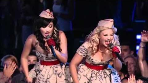 "The Thompson Sisters - ""Boogie Woogie Bugle Boy"""