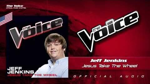 "Jeff Jenkins - ""Jesus, Take the Wheel"""