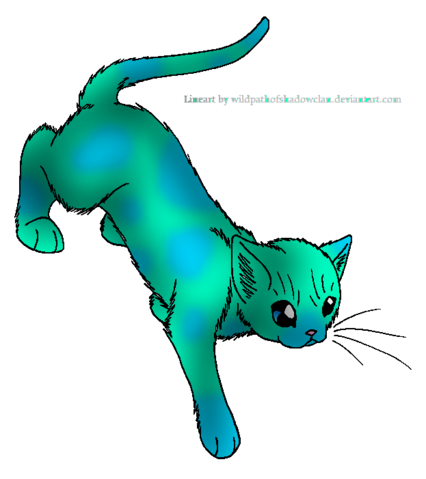 File:Green and Blue cat.png