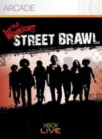 The Warriors Street Brawl Cover