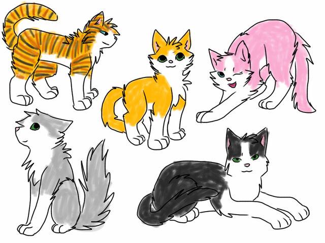 File:Webkinz cats by silverxdragoncotc-d6ze7kz.jpg