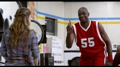 GEICO Dikembe Mutombo Commercial - Happier Than Dikembe Mutombo Blocking a Shot