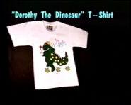 DorothyTheDinosaurT-Shirt