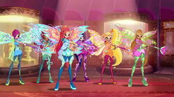 Winx Bloomix with Scepters