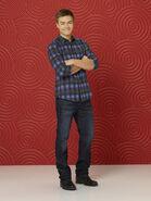 Lucas Friar Season 2 Promotional Picture