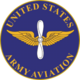 U.S. Army Aviation, branch plaque