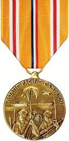 Asiatic-Pacific Campaign Medal (full)