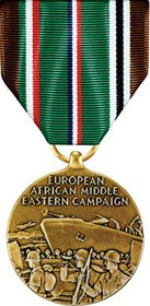 European-African-Middle Eastern Campaign Medal (full)