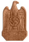 Nuremberg Party Day Badge