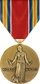 World War II Victory Medal (full)