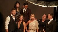 The Young and the Restless - Cast Photo Behind the Scenes