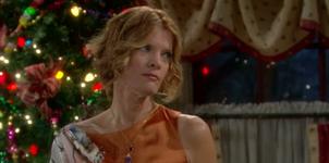 Phyllis at christmastime