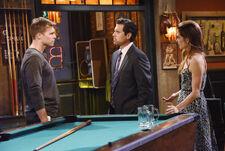Nick vs Travis & Victoria bar