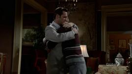 Jack comforts John