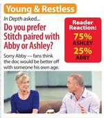 Ashley vs Abby